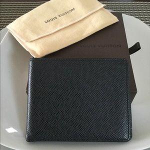 Authentic Louis Vuitton Bi Fold Wallet